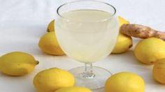 Nettoyez votre foie et vos reins pour perdre jusqu'à 10 kilos de votre poids avec la limonade de détoxification!
