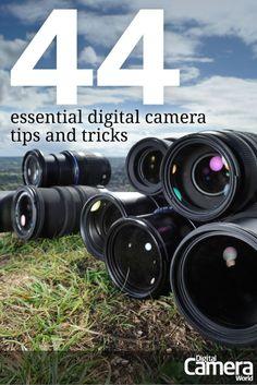 44 conseils de caméras numériques essentielles et astuces