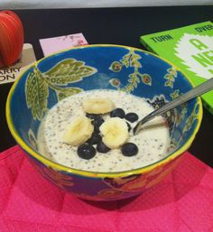 Overnight Oats with Chia Seeds