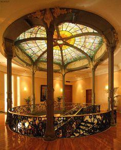 Madrid en Foto: Palacio Longoria