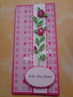 Tarjeta Día de la Madre - Mother's Day Card - by: Pily's Art - Chile