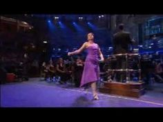 """Wow! Caroline O'Connor (the mean *b* in Moulin Rouge) sings """"Broadway Baby"""". yeah... wow!"""