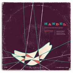 Fictitious Handel Record Cover by Javier Garcia | Flickr - Photo Sharing!