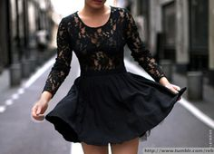 Get this dress on @where2get or see more #dress #black_dress