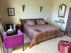 Zimmer im Kasbah Hotel bei Mirleft