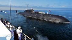 Подводным лодкам пятого поколения готовят место | Статьи | Известия