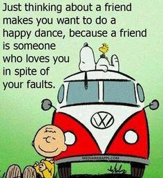 Charlie Brown and Snoopy | Friends