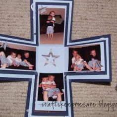 Father's Day Explosion Photo Box...easily travels! @Kymberleigh Neenan