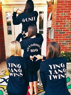The cutest shirts for big/little reveal @thatjuliahughes