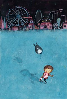 A day well spent by Lee White, via Behance