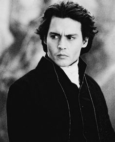 Johnny Depp. I'm Drooling...