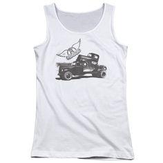Aerosmith: Pump Junior Tank Top