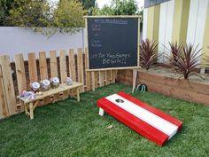 Family Friendly Backyard Games