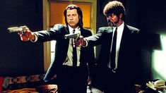 In honor of Pulp Fiction turning 25 this month, here are the 20 best Quentin Tarantino scenes ranked from great to impossibly great. Quentin Tarantino, Tarantino Pulp Fiction, Film Pulp Fiction, Tarantino Films, John Travolta Pulp Fiction, 10 Film, Mia Wallace, Gangsters, Iconic Movies