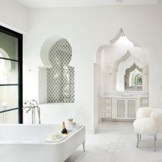 Super luxe droomhuis in Marokkaanse stijl, maar dan vlakbij Los Angeles | NSMBL.nl