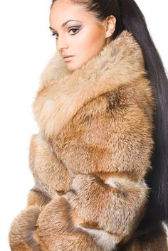 Fur Coat! I need this is my life