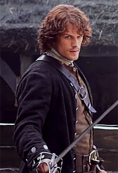 The Outlander - 10 Reasons Why Jamie Fraser is the Best Fictional Boyfriend Ever Claire Fraser, Jamie Fraser, Outlander Season 1, Outlander 3, Sam Heughan Outlander, Diana Gabaldon Outlander Series, Outlander Book Series, Mejores Series Tv, Outlander Quotes