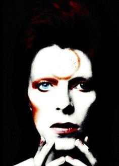Photo of Ziggy for fans of Ziggy Stardust.