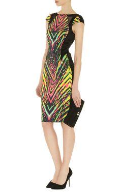 Karen millen dress, perfecto!