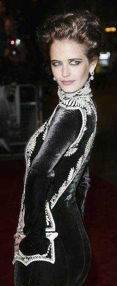 Eva Green attends the premiere of 'Perfect Sense' at The Curzon Mayfair on October 4, 2011 in London, England