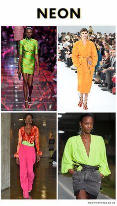 2c44e9ac66ca spring summer 2019 fashion trends  neon colours at Balenciaga