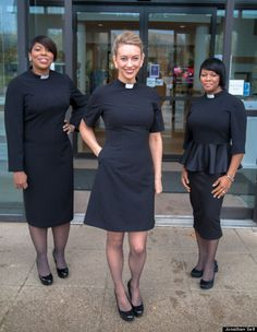 clerical fashion