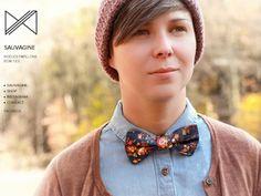 sauvagine <3 bow ties