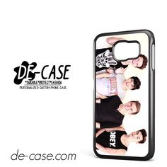 Jc Caylen Ricky Dillon Kian Lawley And Connor Franta DEAL-5839 Samsung Phonecase Cover For Samsung Galaxy S6 / S6 Edge / S6 Edge Plus