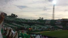 Atlético Nacional. Partido de vuelta contra Independiente Medellín. 13/Dic/2015