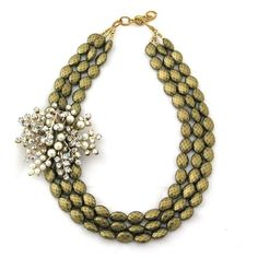statement necklace from Elva Fields
