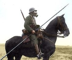 ww1 German lancer or uhlan The lancer or uhlan was the light cavalary armed with lances sabers and pistols! photo colors may vary from the original - ___FOLLOW THE HISTORY____ @wwi1914history @prussian_military_history @tatiana_of_russia @the_world_of_military @as_watchmaker @german.ww2.page @dutch_history @prussia_germany_ @world.war.history @history_is_cruel _____________________________ #war #ww1 #worldwar #army #military #front #trench #knight #soldier #german #weapon #gun #pistol…