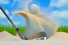 sand wedge, pitching wedge, sand trap - Don Farrall/Digital Vision/Getty Images