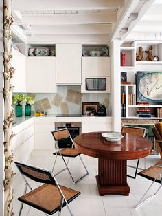 Great space...love the chairs!