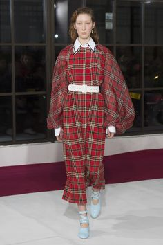Emilia Wickstead Fall 2018 Ready-to-Wear Fashion Show Collection