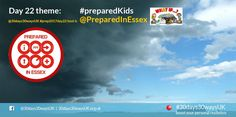 """""""Hello #30days30waysUK what about #preparedKids? Follow host @PreparedInEssex and find out about children in emergencies #prep2017day22"""" Emergency Preparedness, 30 Day, Children, Modern, Young Children, Trendy Tree, Kids, Children's Comics, Sons"""