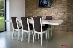 Jedáleň / Dinning room Conference Room, Dining Table, Furniture, Home Decor, Decoration Home, Room Decor, Dinner Table, Home Furnishings, Dining Room Table
