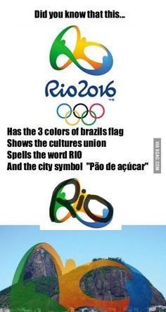 Rio Olympic Logo, Rio 2016, Best Funny Pictures, Olympics, Logo Pink, Words, Etsy, Horse