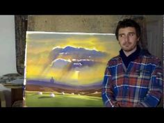 ▶ Wet on Wet watercolour painting - YouTube