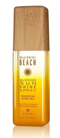 Alterna Bamboo Beach Summer Sun Shine Spray 4.2 oz