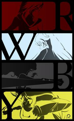 RWBY by J13Productions on DeviantArt