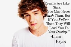 Favorite Liam Payne Quote !! Day 8