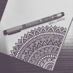 40 Beautiful Mandala Drawing Ideas & Inspiration · Brighter Craft