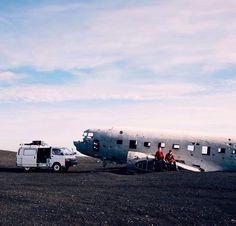 DC-3 Sólheimasandi Iceland