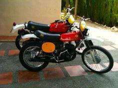 Montesa Enduro 125 & 250