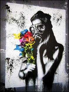 Street Art By Goin - Bristol (United Kingdom)