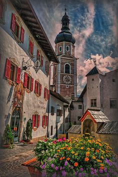 South Tyrol by Hanny Heim #architecture