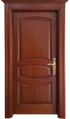 Six Panel Interior Doors Contemporary Interior Doors, Solid Interior Doors, Interior Doors For Sale, Wooden Front Door Design, Wood Front Doors, Wooden Doors, Bedroom Door Design, Door Design Interior, Traditional Front Doors