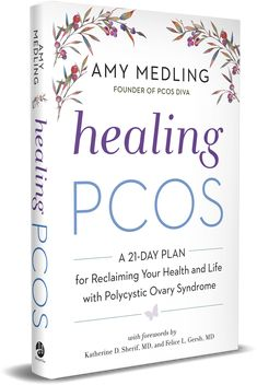 Take control of your PCOS (Polycystic Ovarian Syndrome) today. Learn about the latest news, research, studies and diets / meal plans for PCOS.