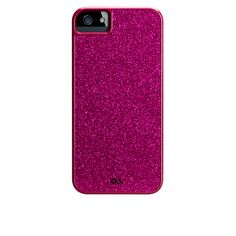 Pink Case-Mate iPhone 5 Glam Cases
