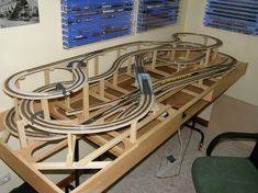Image result for como hacer maquetas de trenes